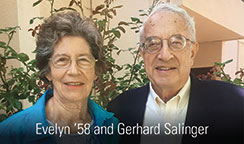 Photo of a happy couple. Link to Life Stage Gift Planner Over Age 70 Situations.