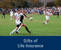 Gifts of Life Insurance Rollover