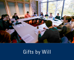 Gifts Under Your Will Rollover